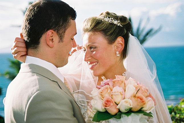Maui wedding Hair and Makeup